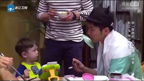 《奔跑吧兄弟-第二季视频报道》嗯哼叫李晨爸爸惊呆