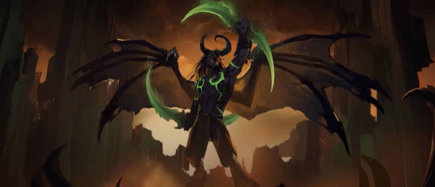 魔兽世界7.0动画短片《先行者》第三集