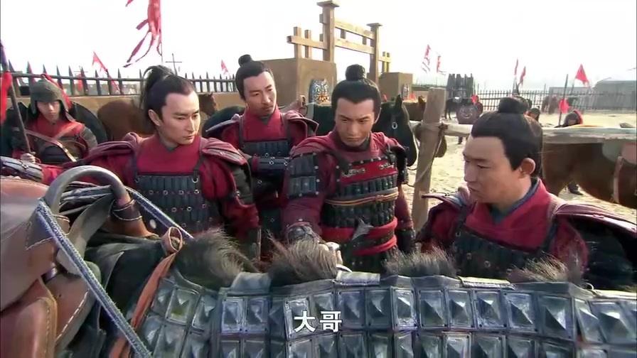 精忠岳飞:杨再兴搞到一套铁浮屠铠甲,给众人分析铠甲