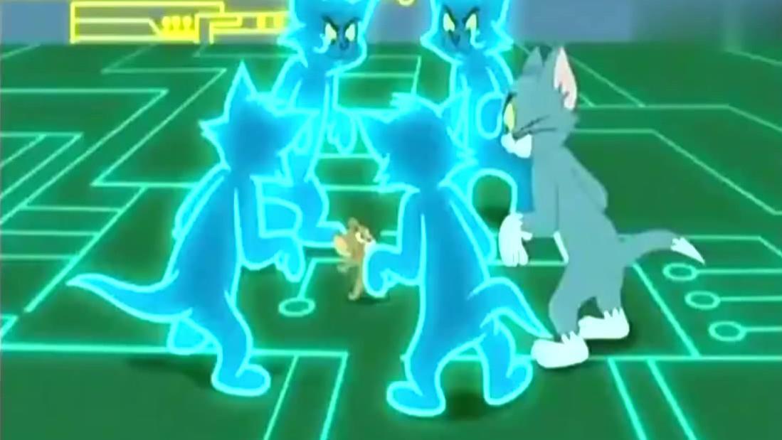 猫和老鼠:汤姆杰瑞进入电脑时空!