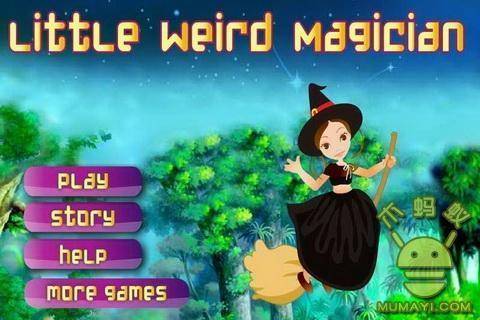 《 神奇的魔法 》截图欣赏