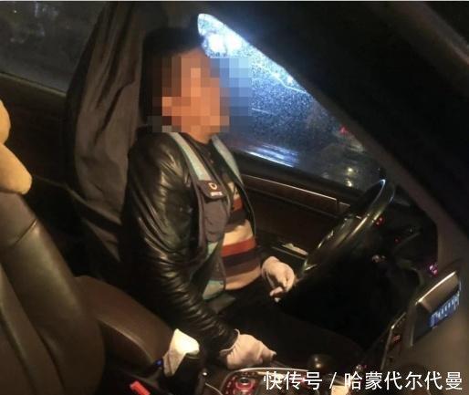 南京一车辆行驶中代驾猝死在驾驶座上,奥迪车