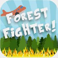 森林战斗机