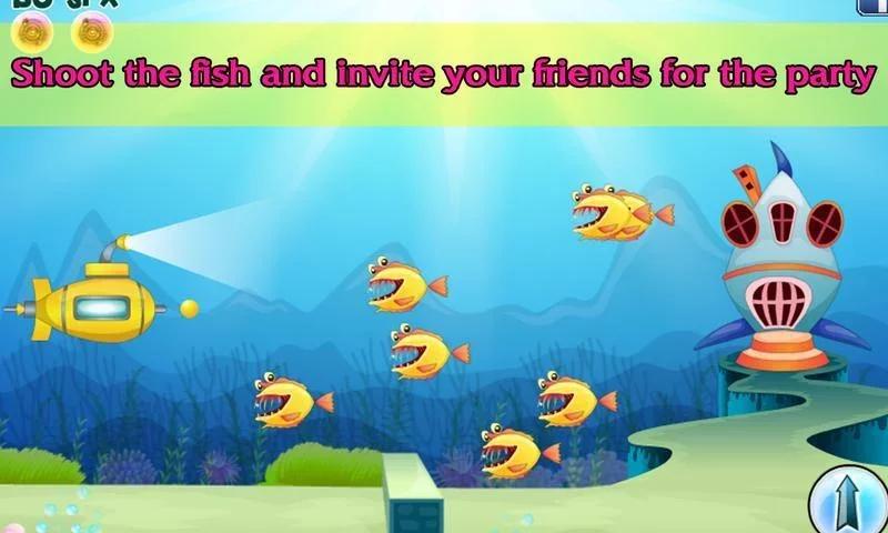 美人鱼海底世界派对 美人鱼Coralie会给她的生日派对在她的海底世界。她的生日会尽快和每一个需要的生日派对!对于美人鱼的生日派对,她想邀请一些海洋朋友。在第一个的小游戏,您可以邀请身边的朋友:海豚,螃蟹,海星,水母和鲨鱼。拍你的敌人到达你朋友的房子! 邀请您的朋友的生日聚会后,您必须保存在另一个小游戏的朋友之一。他被卡在海洋中的泡沫。 当所有的朋友都来到了美人鱼的生日派对,你所服务的海洋动物食物和饮料。而在过去的小游戏,你可以装饰水下海洋世界的美人鱼。 美人鱼海底世界政党的特点: 美人鱼游戏4小游戏