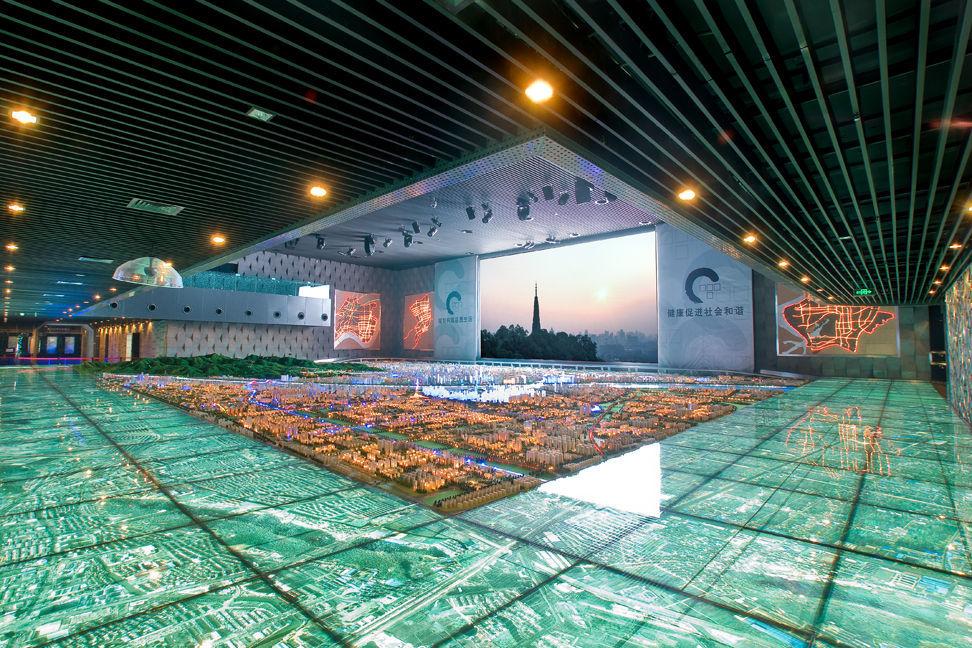 杭州规划馆