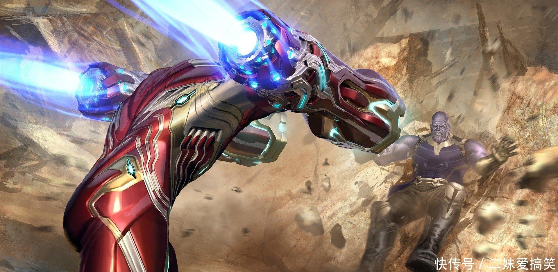 《复联4》解析:为什么钢铁侠打响指不会随机消