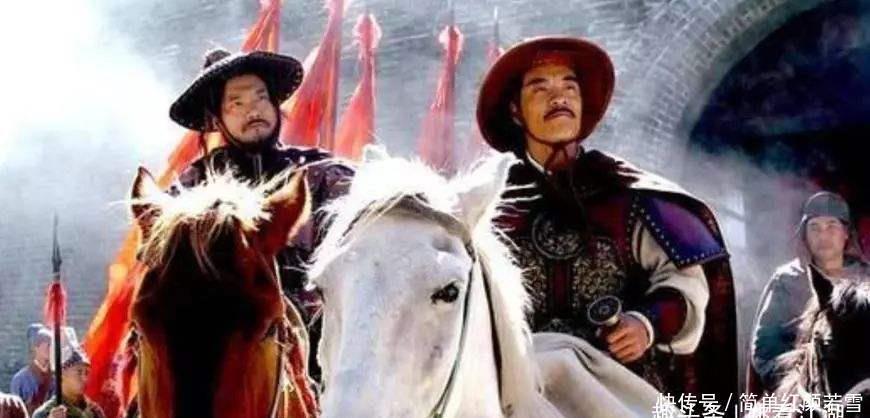 李自成,吴三桂,多尔衮在山海关一战:决定了整个东亚的日后走势