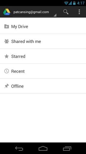 《 Google云端硬盘 Google Drive 》截图欣赏
