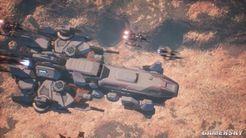 赛博风新游《Cybertown》上架Steam 探索星球建造城市