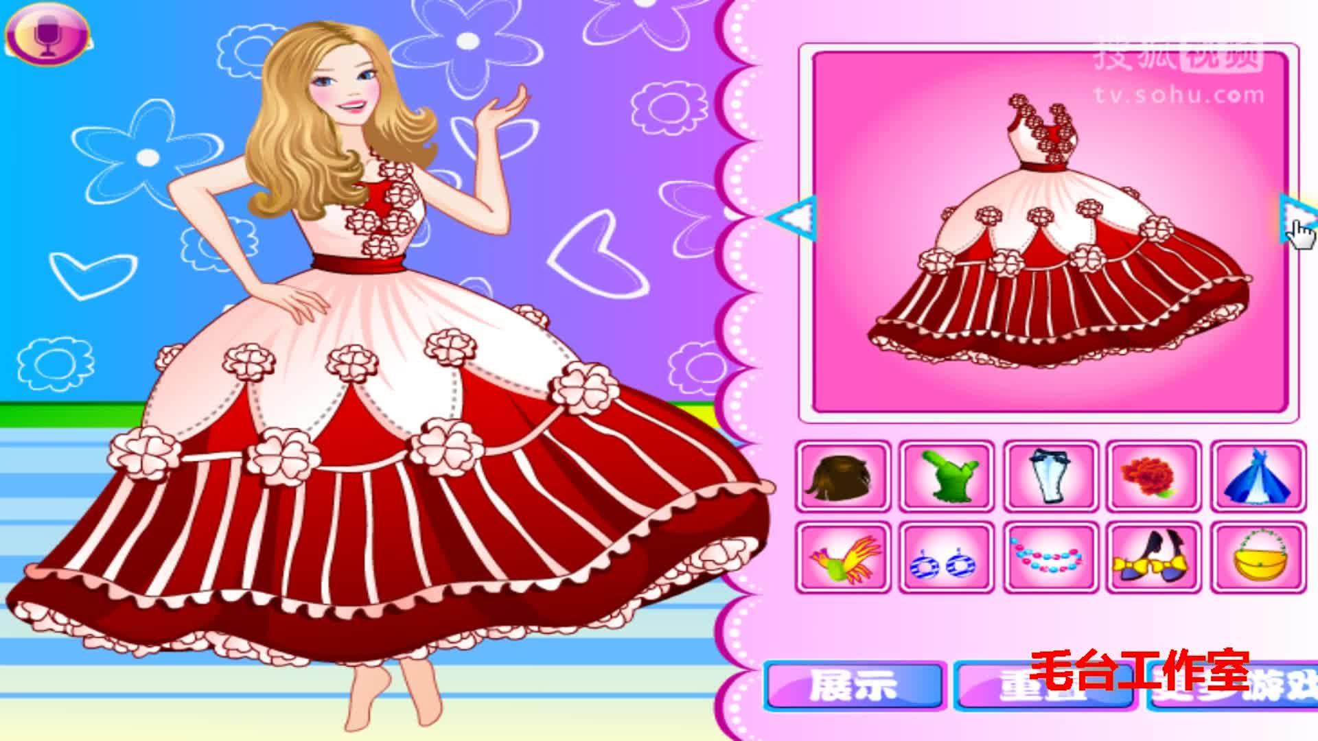 芭比的时尚秀 芭比之钻石城堡 芭比之蝴蝶仙子