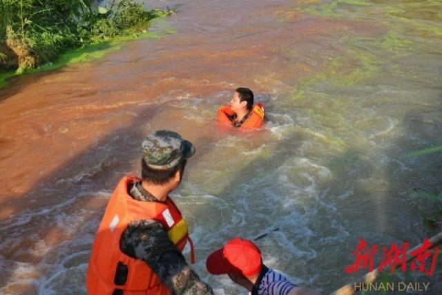 洪水为啥这么猛?湖南6月降水相当5个洞庭湖 - 一统江山 - 一统江山的博客