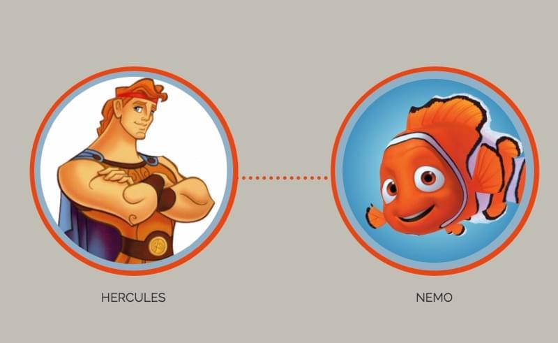 海格力斯和尼莫