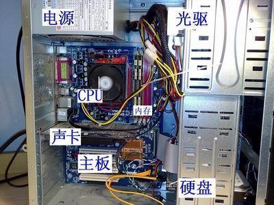 电脑组装与维护视频_