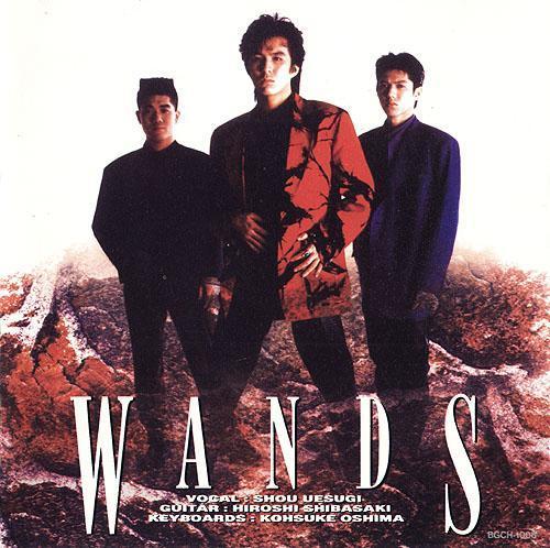 wands/WANDS成立于1991年,是一只以主唱、键盘手和吉他手三人形式...