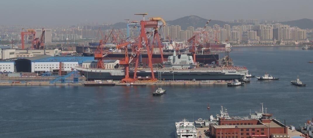 【转】北京时间      抱歉,我来晚了!中国首艘国产航母出坞下水 - 妙康居士 - 妙康居士~晴樵雪读的博客