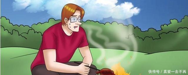 搞笑漫画好吃的烤鱼漫画男仆图片
