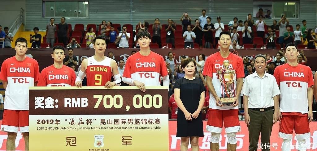 男足世界杯奖金55.8亿,那么男篮世界杯奖金多少?比了才知道差距