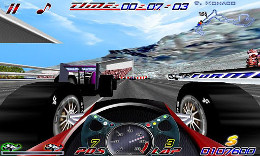 《 终极F1 》截图欣赏
