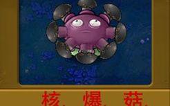 【pvz】核    爆    菇