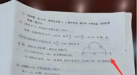 高考数学满分了 三朵云和维纳斯身高没有人会