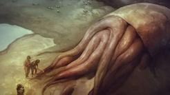 【小黑克苏鲁】数十亿年前散布全球地底的恐怖蠕虫 第28期