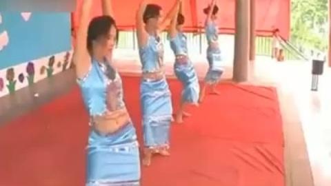 幼儿园老师舞蹈视频