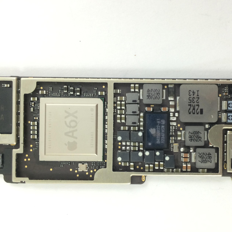 苹果ipad2主板维修