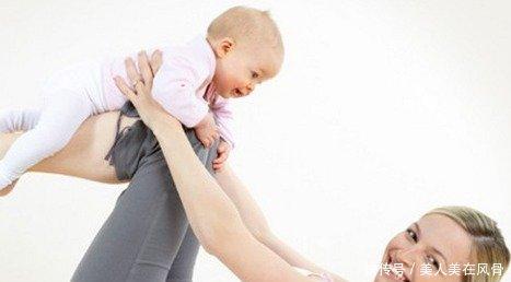 只需14天,年轻辣妈的产后运动瘦身完成!增肌计划后如何刷脂图片