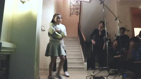 《重返20岁》花絮:导师你太萌啦!张超搭戏小表情好抢戏