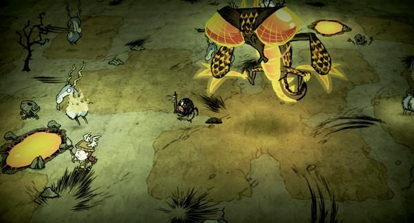 《饥荒:联机版》登录PS4平台