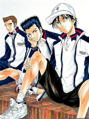网球王子新OVA:浪速王子
