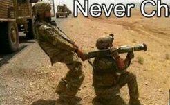 老外:中国人打仗很少开枪,因为他们从来只用爆炸物!