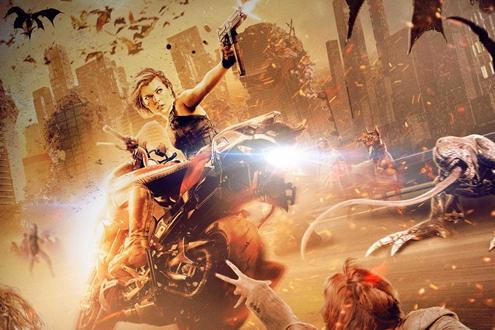 电影《生化危机:终章》终极预告海报双发预售近3000万米拉传奇谢幕