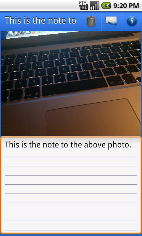 《 Pro 升级包 for 万能记事本 Note Everything 》截图欣赏