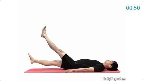 《 每日腹部瑜伽(插件) 》截图欣赏
