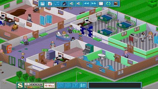 主题医院截图1
