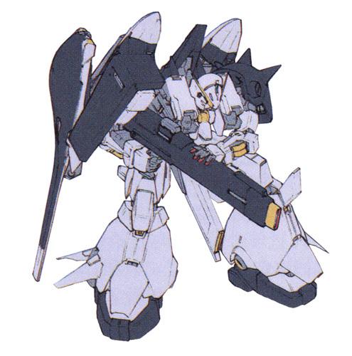 RX-124高达TR-6·高扎古Ⅱ