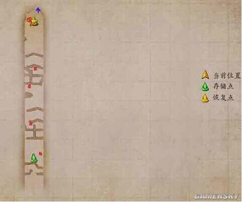 古剑奇谭铁柱观圆迷宫地图