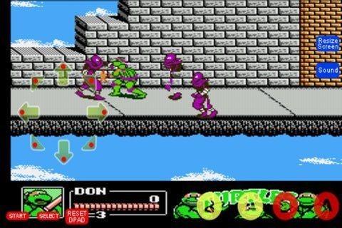 忍者神龟截图4