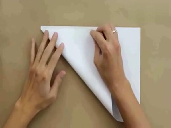 折纸大全 f16战斗机 纸飞机折法视频