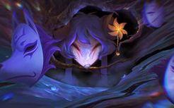 【英雄联盟/莉莉娅】超治愈 含羞蓓蕾 就算做梦的人不在了,梦依然会继续