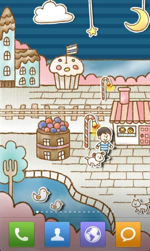 《 糖果店动态壁纸 》截图欣赏