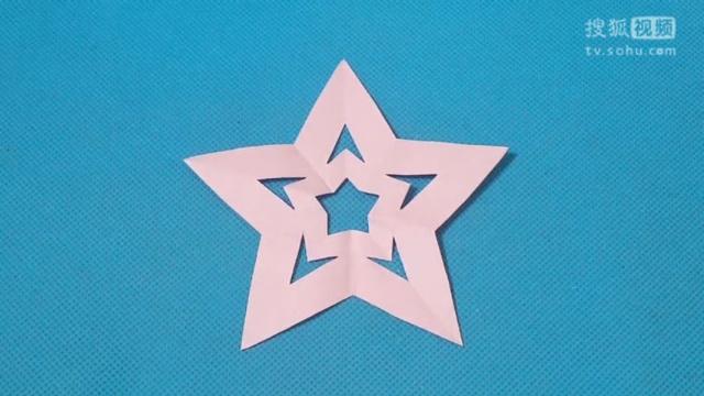 幼儿剪纸大全 图解简单折纸