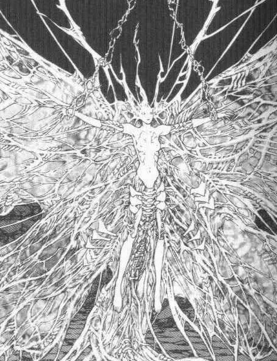 大剑外表中哪集有个漫画觉漫画,醒者很像蝴蝶女性恶情少神霸图片