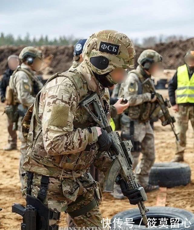 俄顶级特种部队官兵涉嫌抢劫案,指挥官被免职:俄军军纪怎么了?