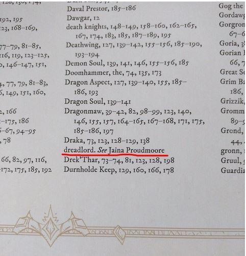 魔兽世界吉安娜其实是恐惧魔王?官方编年史剧透细思极恐