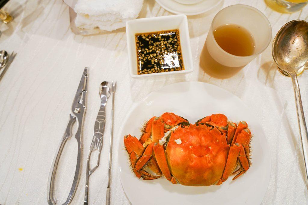 上海|正是吃蟹好季节,七道式蟹宴尝遍美味 - 最美食Bestfood - 最美食Bestfood