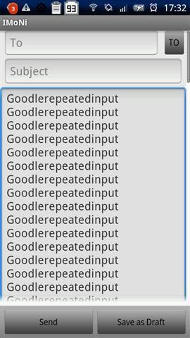 《 Goodle Repeated Input 》截图欣赏