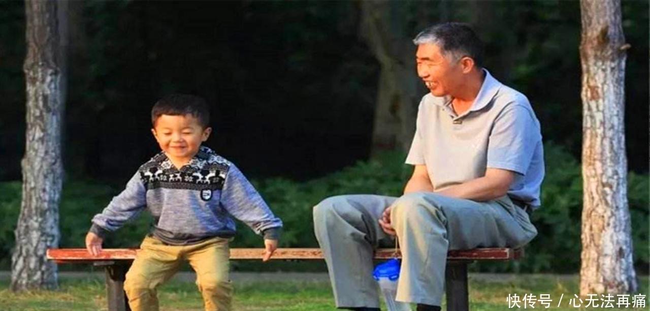 """""""奶奶,你啥时候接我回家?""""带了5年孙子的这句话,让老人落泪"""