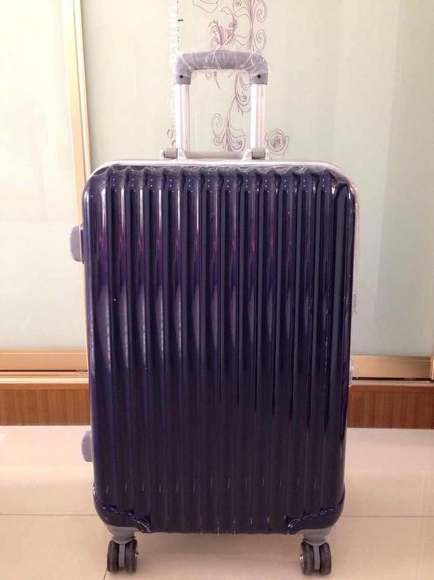 男生用什么样的行李箱好?